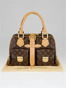 Louis Vuitton Bag From And The City by Louis Vuitton Monogram Canvas Manhattan Gm Bag Yoogi S