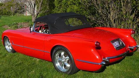 automotive air conditioning repair 1954 chevrolet corvette engine control 1954 chevrolet corvette roadster f145 harrisburg 2016