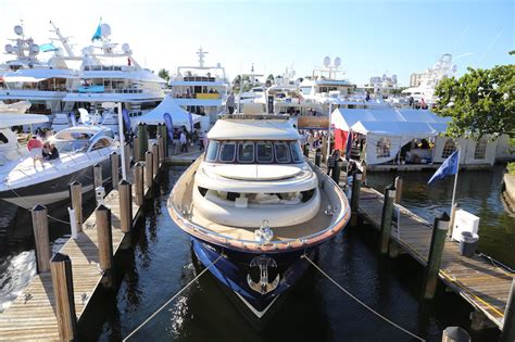 going to the fort lauderdale boat show take the broker - What Time Does The Fort Lauderdale Boat Show Start