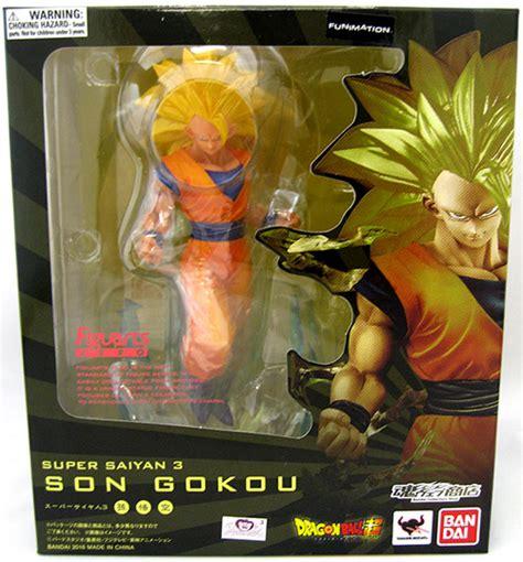 Goku Saiyan 3 Fzo Figuarts Zero saiyan 3 goku z static figure