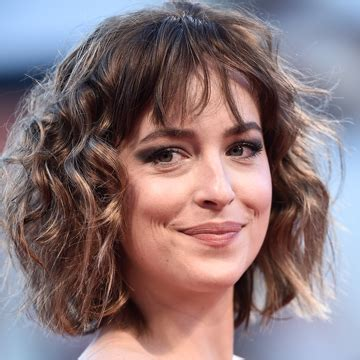 how to get bangs like dakota johnson how to do bangs like dakota johnson the best celebrity
