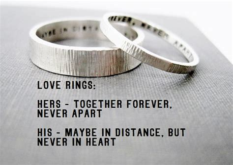 quote idea rings his n hers ringscollection