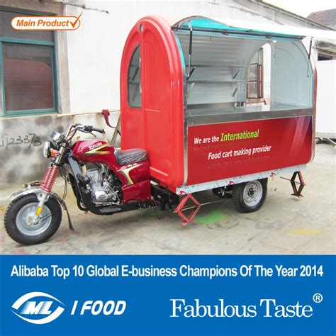 electric bike franchise mobile food cart philippines food