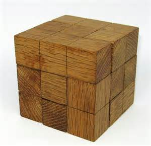 make a wooden soma cube 7 steps with pictures
