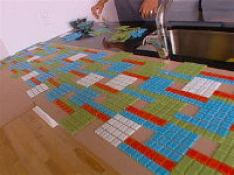 colorful glass tile backsplash how to create a colorful glass tile backsplash hgtv