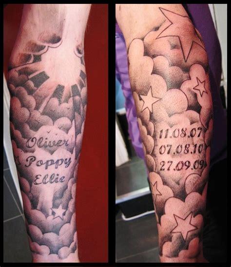 cartoon cloud tattoo half sleeve cloud tattoo designs tattoo designs