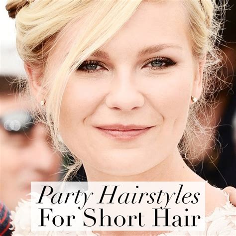 hairstyles for party with short hair day 19 party hairstyles for short hair hair extensions