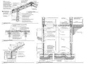 section drawings including details exles architecture