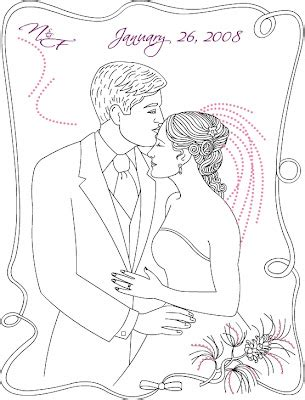 Princess And Prince Married Coloring Pages Disney Princess Wedding Coloring Pages