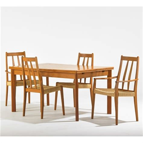 draw leaf table and chairs draw leaf dining table and four chairs two arm two side