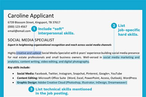skill resume example cool examples of additional skills for resume