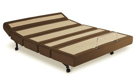 rize contemporary i modular ergonomic power adjustable bed