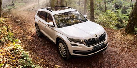 skoda kodiaq 7 seat suv only available in style 4x4 at