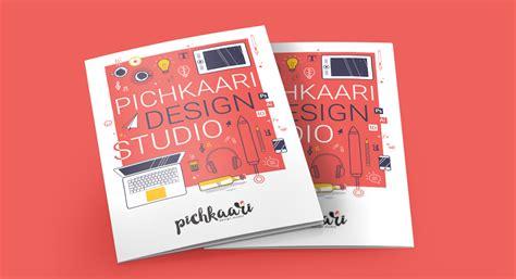Design Studio Brochure by 23 Colorful Brochure Designs For Inspiration Designcanyon
