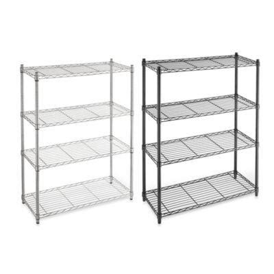 Bed Bath And Beyond Bathroom Shelves 4 Tier Accent Shelf From Bed Bath Beyond