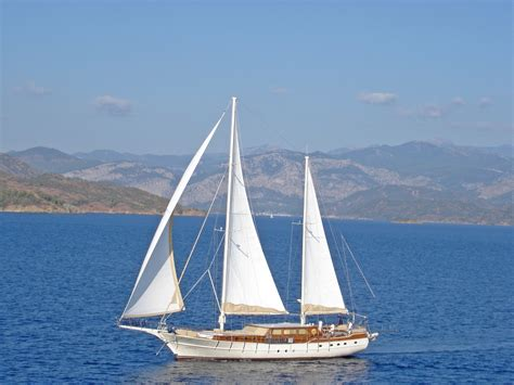 sailing boat bonaventure gulet image gallery ms mezcal from above gulet