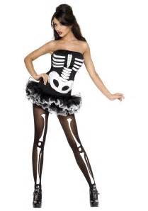 Skeleton Costumes Women S Skeleton Costume