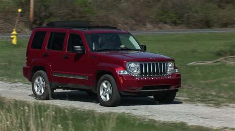 2010 jeep liberty 2010 jeep liberty limited 4x4 drive review
