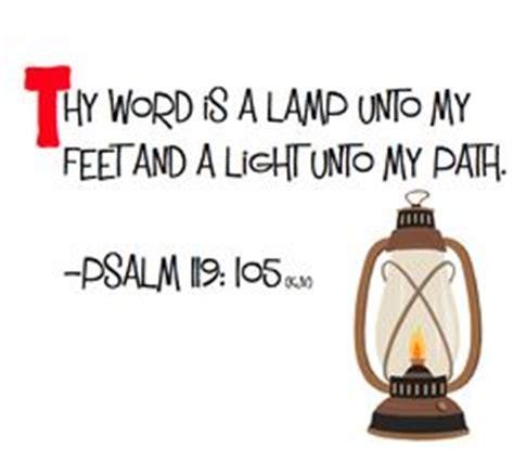 thy word is a l unto my thy word is a l unto my and a light unto my path