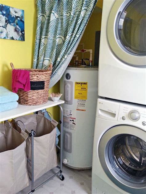 Update Water Heater 123vacation crashing a laundry room update for