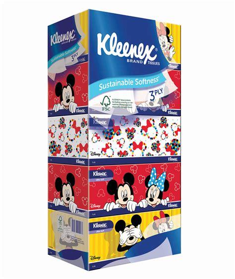 Disney Mickey Tissue Packs buy bundle deals kleenex clean care bath toilet tissue