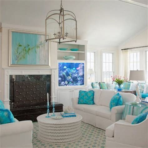 teal living room accessories white couch and teal toss pillows for amazing coastal