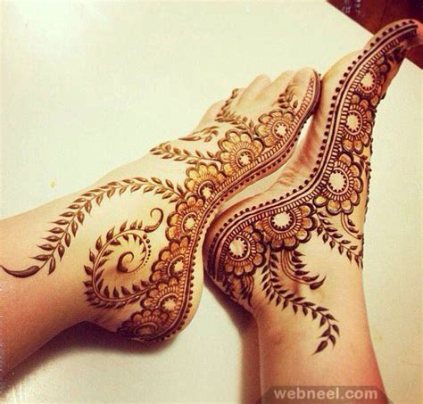 mehandi imagen com 50 beautiful and easy henna mehndi designs for every