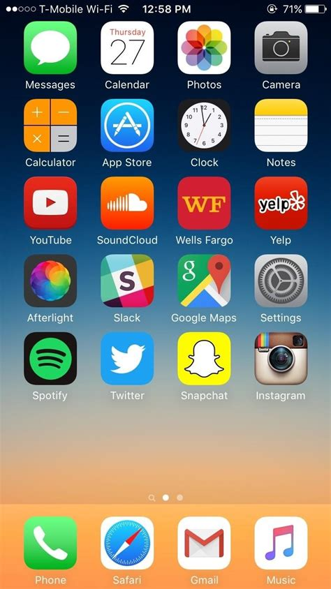 cool iphone layout ideas how to reset your iphone s home screen layout 171 ios