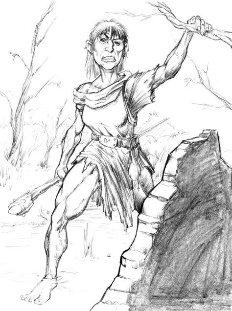 Sketch Volume 6 monday volume 2 sketch 11 by comicbookist on