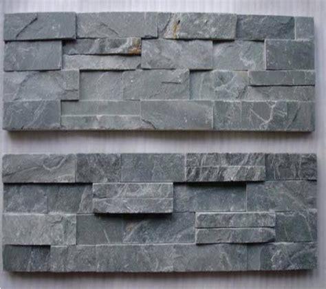 28 best stacked slate wall tile black marble split face metexterior edmonton stucco
