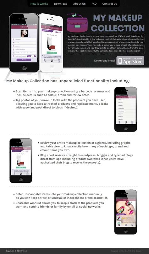 Home Design App Iphone make up collection iphone app red starfish web design
