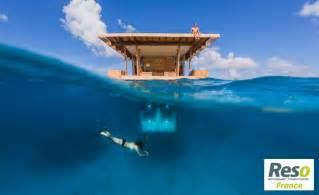 un h 244 tel sous marin sur la grande barri 232 re de corail un