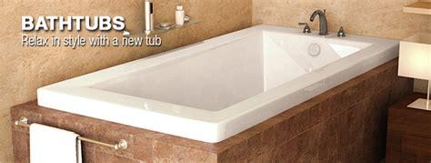drop in bathtubs for sale bathtubs at menards serbyl decor