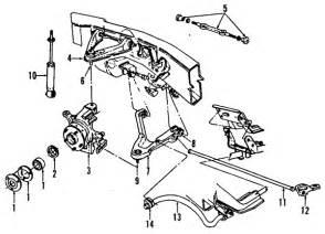 Dodge Dakota Parts Diagram 1993 Dodge Dakota Parts Mileoneparts