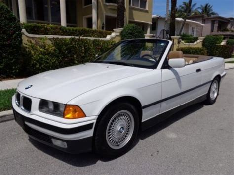 bmw 325i 1994 specs 1994 bmw 3 series 325i convertible data info and specs