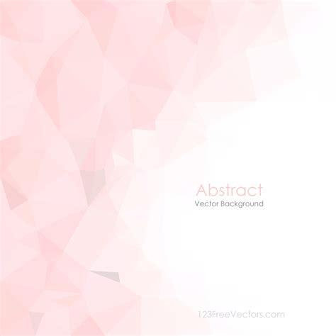 polygonal light pink pattern background illustrator light pink abstract polygonal pattern background