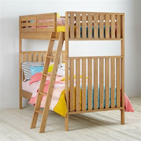 kids bunk beds loft beds  land  nod