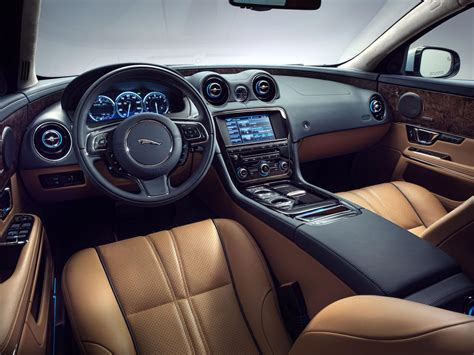 jaguar cars interior 2014 jaguar xj announced with several interior upgrades