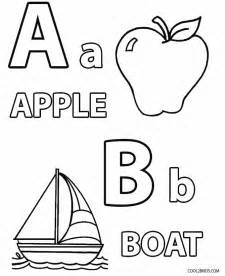 Pics photos alphabet coloring pages for toddlers