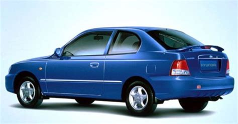 Hyundai 2001 Accent by 2001 Hyundai Accent Gl Review Caradvice