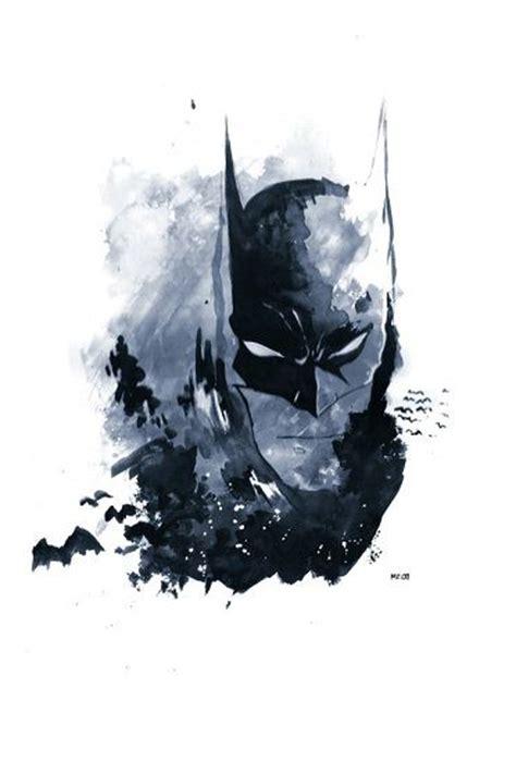 batman painting free batman watercolors by mz09 heroes
