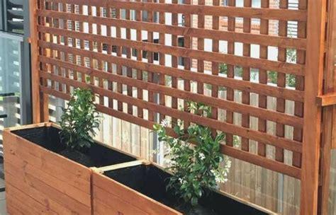 apartment patio lattice ideas idea privacy screen