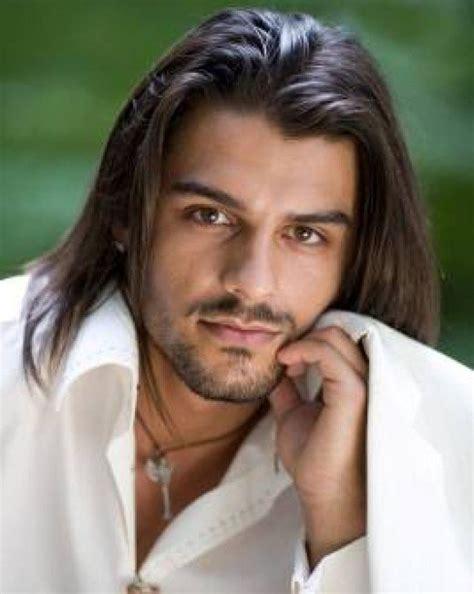 male models with long straight hair 15 best men long hair 2013 mens hairstyles 2018