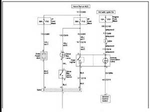 wiring diagram for cigarette lighter keeps blowing fuse