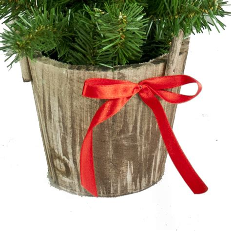 pot grown table top tree christmas trees delivered decorated 45cm table top tree in pot with child parcels
