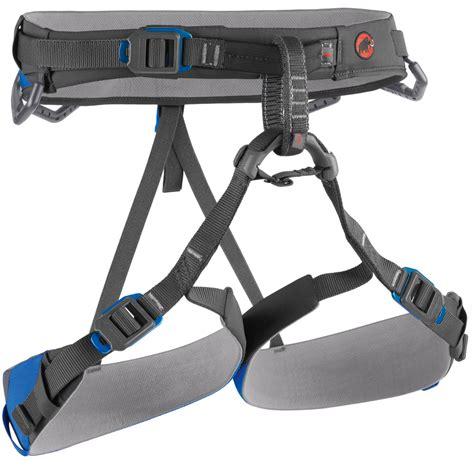 mammut togir click harness blister gear review skis snowboards mountain bikes climbing