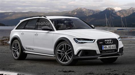 Allroad Audi by Audi Rs6 Allroad Could Be On The Way In 2017