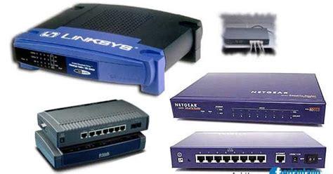 Dan Jenis Router bagian bagian dan fungsi komponen router ilmu jaringan dan komputer