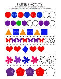 what is pattern in math 1000 images about new entrants pattern maths on pinterest