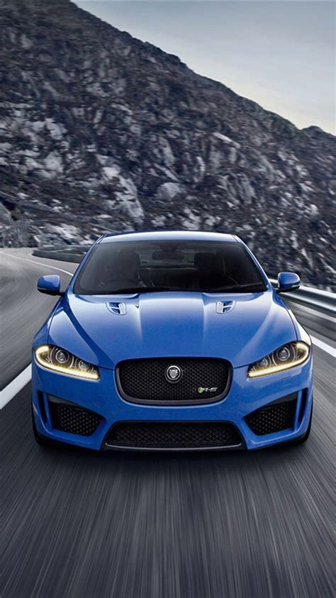 jaguar car iphone wallpaper jaguar blue cars wallpapers hd imgkid com the